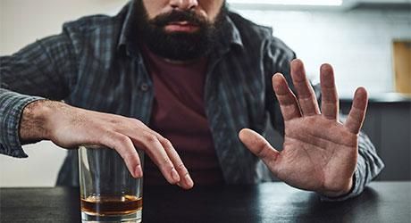 Доминирующие болезненные рефлексы пьянства исчезают – Алковит