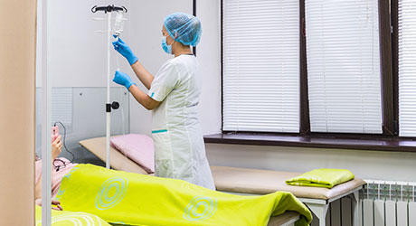 Подготовительные процедуры – Алковит