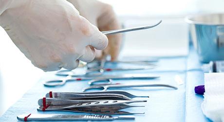 Вшивание проводится в стерильных условиях операционной – Алковит